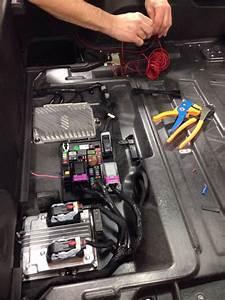 Hardwiring The C7 For V1 Radar Detector