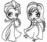 Elsa Coloring Pages Frozen Printable sketch template