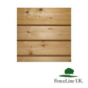 Treated Shiplap Timber - pack of 10 1 8m 6ft treated shiplap cladding 150mm x