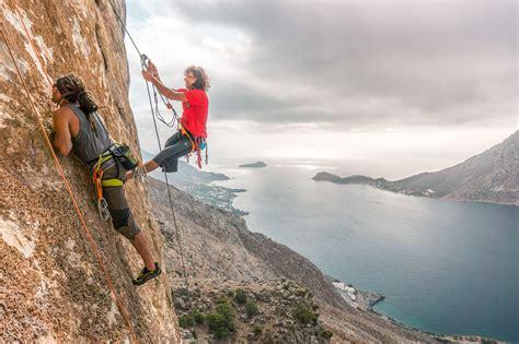 Rock Climbing Awards