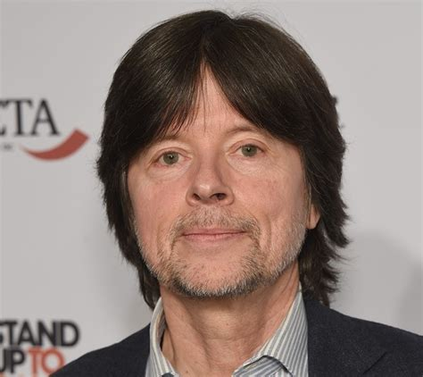 intense zoom ins of ken burns hair that are strictly platonic