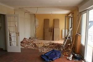 comment casser un mur porteur habitatpresto With casser un mur porteur