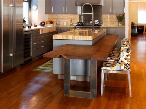 space saving kitchen islands 15 space saving kitchen islands with tables you need to see 5636