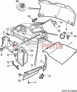 92152036  Saab Rivet