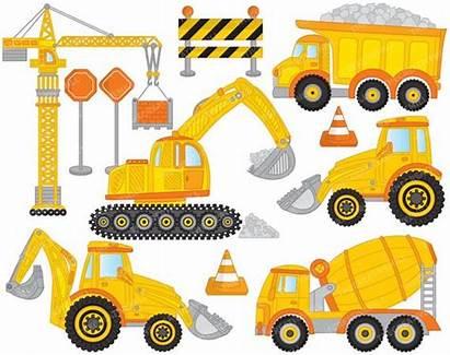 Construction Clipart Vector Crane