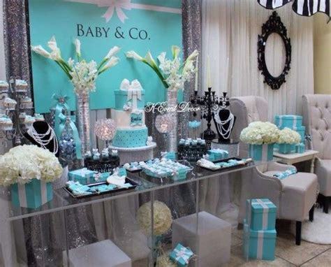 table for baby shower baby and co baby shower dessert table ideas baby shower