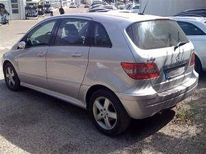 Mercedes Classe B 180 : probleme mercedes classe b 180 cdi 2007 ~ Gottalentnigeria.com Avis de Voitures