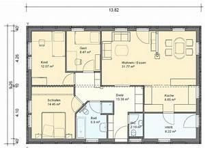 Bungalow Grundrisse 4 Zimmer : bgx10 bungalow grundriss 106qm 4 zimmer bauen in 2019 grundriss bungalow bungalow und grundriss ~ Eleganceandgraceweddings.com Haus und Dekorationen