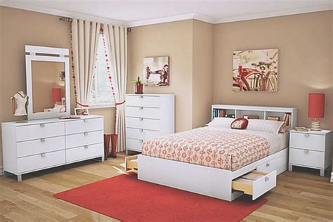 Beautiful Bedroom Ideas For Teenage Girls Red-creative