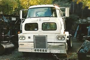 Old Cabover Semi Trucks For Sale Autos Weblog