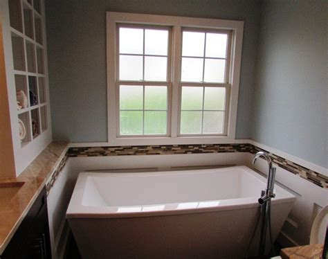 bathroom remodel  frederick  clover hill talon