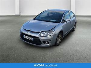 Fap Citroen C4 : citroen c4 c4 hdi 110 fap airdream collection lyon alcopa auction ~ Maxctalentgroup.com Avis de Voitures