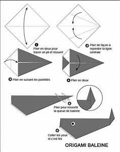 Origami Animaux Facile Gratuit : tuto origami tres facile ~ Dode.kayakingforconservation.com Idées de Décoration
