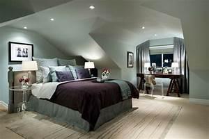 Deckenleuchten Für Schlafzimmer : schlafzimmer im dachgeschoss 25 coole designs ~ Eleganceandgraceweddings.com Haus und Dekorationen