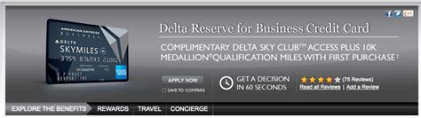 The delta reserve credit card gives 50,000 miles and 10,000 medallion qualification miles for spending $3,000 in the first 3 months, plus up to $100 back in statement credits for purchases at u.s. Delta Upgrade Priority and How to Improve Your Chances