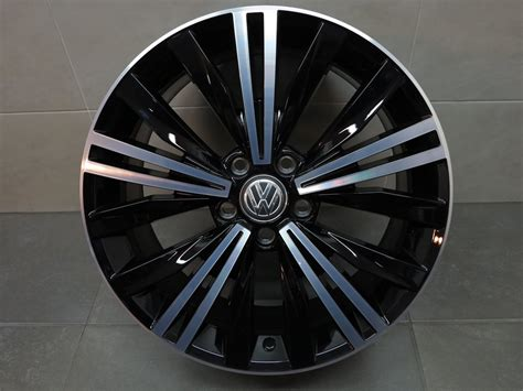 vw felgen 18 zoll 18 zoll original vw tiguan ii ad1 allspace nizza einzelfelge r line 5na601025ab premium wheels