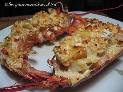 cuisiner langouste les meilleures recettes de homard