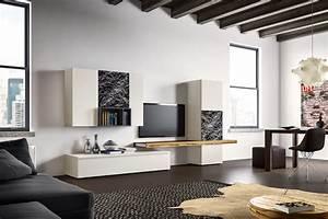 Parete attrezzata soggiorno design 588 for Soggiorno parete attrezzata