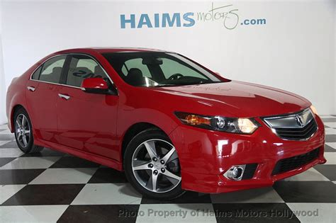 2014 Used Acura Tsx 4dr Sedan I4 Automatic Special Edition