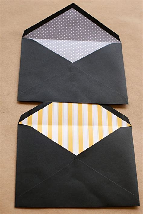 diy envelope diy envelope liners the sweetest occasion