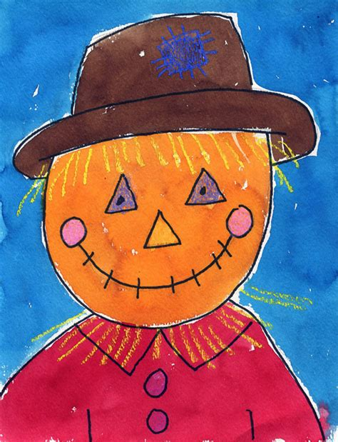 scarecrow art projects for preschoolers scarecrow 183 projects for 621