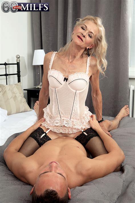 Skinny Grandmother Beata The Mature Lady Porn Blog
