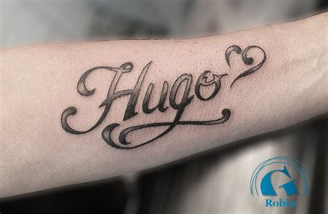 tatouage prenom graphicaderme