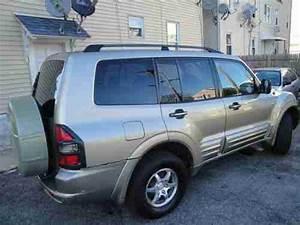 Buy Used 2001 Mitsubishi Montero Xls In Pawtucket  Rhode