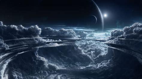 wallpaper sky   wallpaper clouds planet light