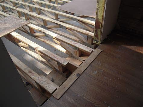 flooring joists floor joist adventures in remodeling