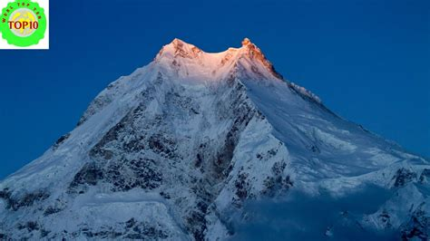 Top 10 TallestHighest Mountains in the World 2015 - YouTube