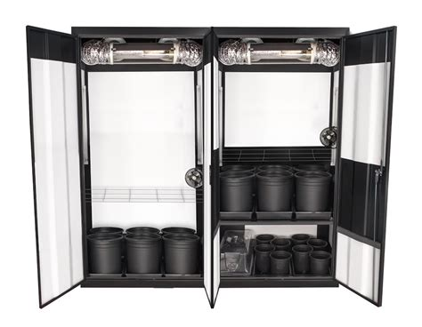 grow cabinets for sale trinity 3 0 hps soil grow cabinet supercloset