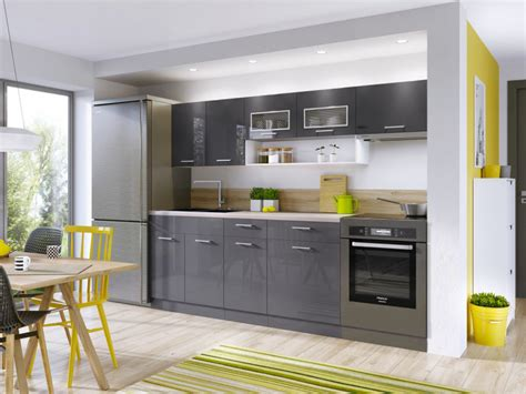 Yellow Kitchen Cupboards by Free Standing White Grey Gloss Kitchen Cabinets Cupboards