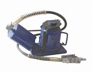 2051tq 20 Tonne    20000kg Air Hydraulic Bottle Jack Manual