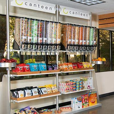 pantry van vending service