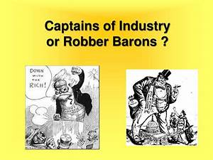 robber barons essay