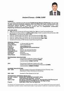 Talent Acquisition Cover Letter Anslem Dsouza Certified Talent Acquisition Specialist