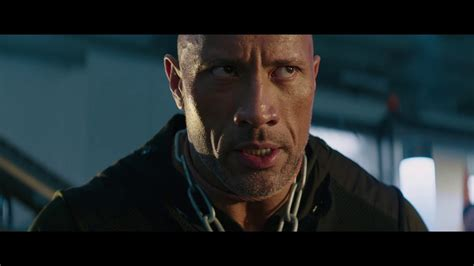fast furious presents hobbs  shaw official trailer  dwayne johnson youtube
