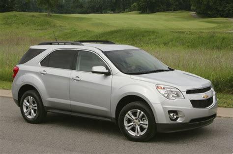 Report Nextgen Chevrolet Equinox To Downsize