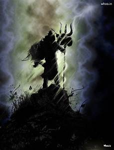 Bholenath Dark Hd Wallpaper For Desktop#11, Lord Shiva ...