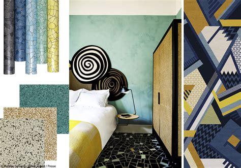 papier peint tendance chambre couleur papier peint tendance maison design bahbe com