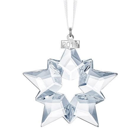 swarovski annual christmas ornament