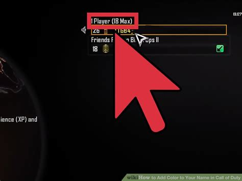 call color how to add color to your name in call of duty 14 steps