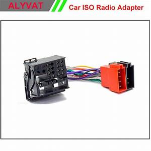 Car Iso F Harness Radio Adapter For Ford Focus Fiesta Fusion C Max Auto Wiring Harness Connector
