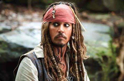 Johnny Depp And Amber Heard Made Pirates Of The Caribbean