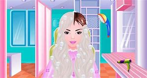 Haircutting Games Online Barbie Dress Up Makeup And Hairstyle Games