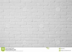 Mur Brique Blanc : mur de briques blanc photo stock image du gris vide 30505768 ~ Mglfilm.com Idées de Décoration