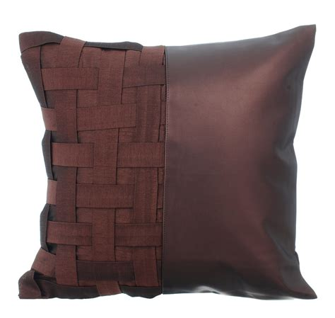 decorative throws for sofas decorative throw pillow cover accent pillow couch sofa leather