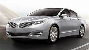 2016 Lincoln MKZ Review CarGurus