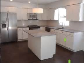 grey countertops white cabinets kitchen 2014 projects grey and cabinets